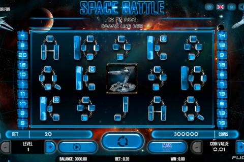 space battle fugaso pacanele