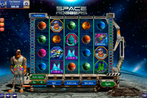 space robbers gamesos pacanele