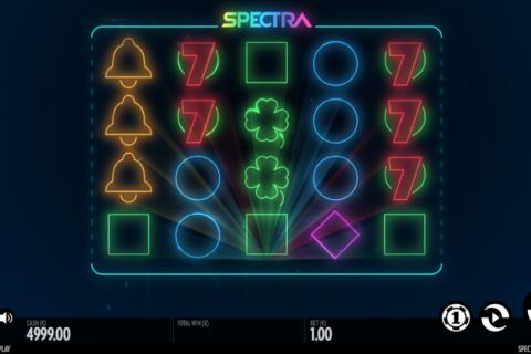 spectra thunderkick pacanele