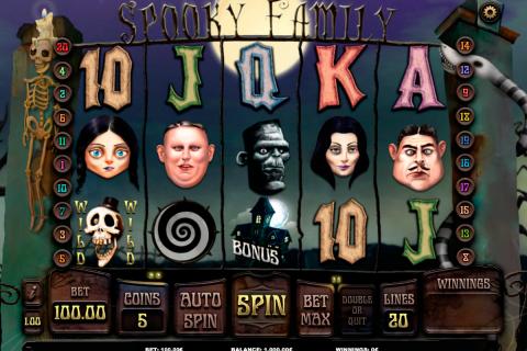 spooky family isoftbet pacanele