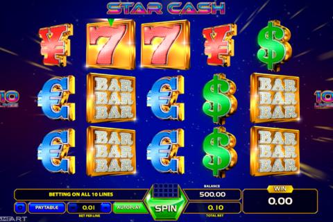 star cash gameart pacanele