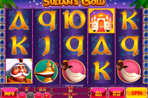 sultans gold playtech pacanele