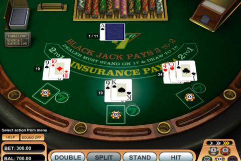 super  blackjack betsoft online