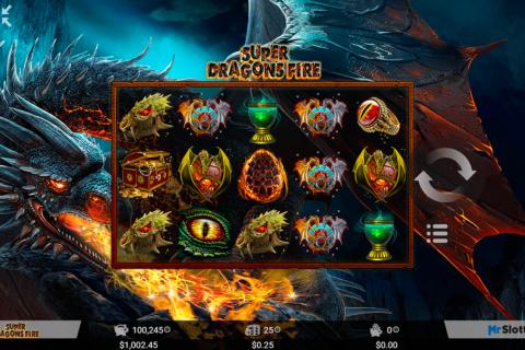 super dragons fire mrslotty pacanele