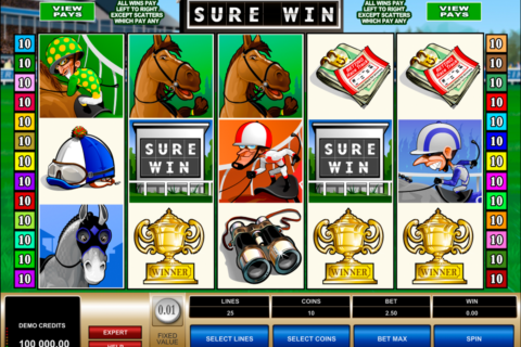 sure win microgaming pacanele