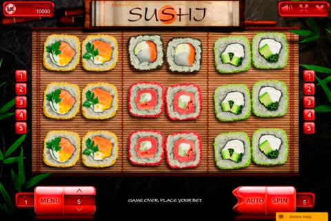 sushi endorphina pacanele