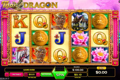thai dragon gameart pacanele