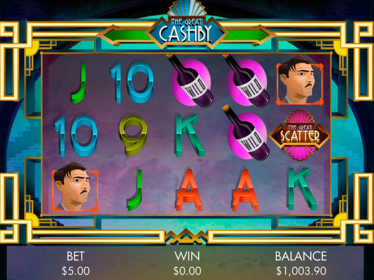 the great cashby genesis pacanele