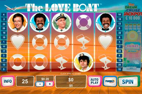 the love boat playtech pacanele