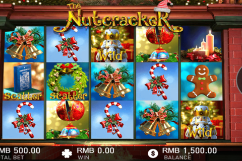 the nutcracker gameplay interactive pacanele
