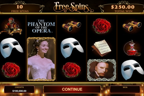 the phantom of the opera microgaming pacanele