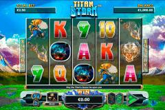 titan storm netgen gaming pacanele