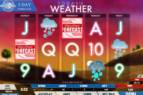 todays weather genesis pacanele