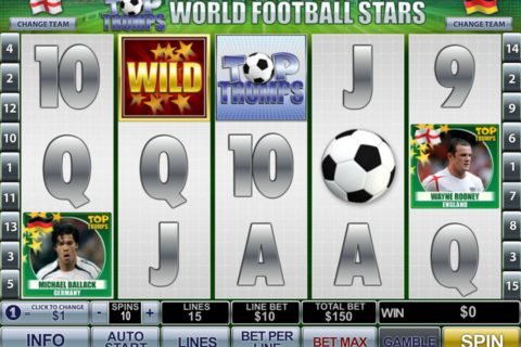top trumps world football stars playtech pacanele