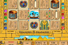 treasure of the pharaohs pragmatic pacanele