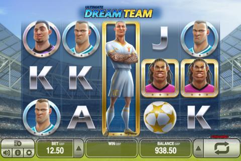 ultimate dream team push gaming pacanele