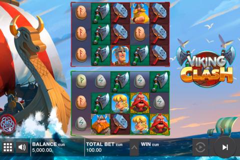 viking clash push gaming pacanele