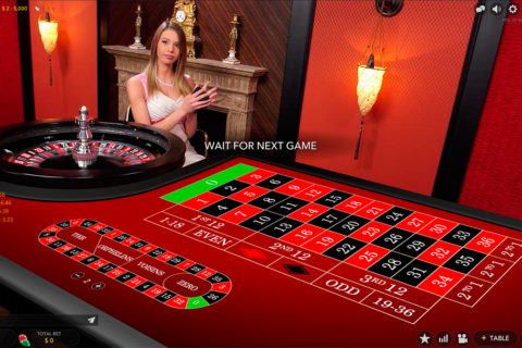 vip live roulette evolution gaming ruleta
