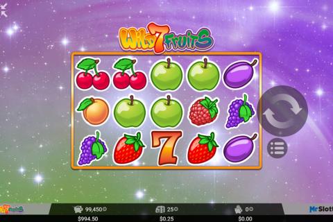 wild  fruits mrslotty pacanele