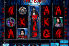 wild blood playn go pacanele