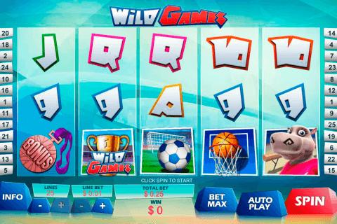 wild games playtech pacanele