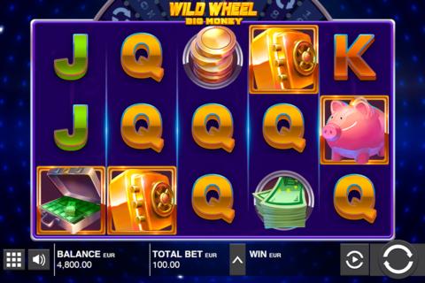 wild wheel push gaming pacanele