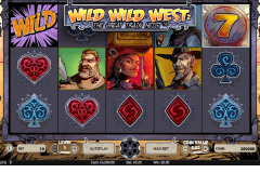 wild wild west the great train heist netent pacanele
