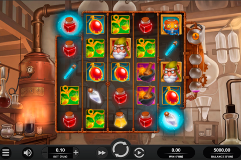 wildchemy rela gaming pacanele