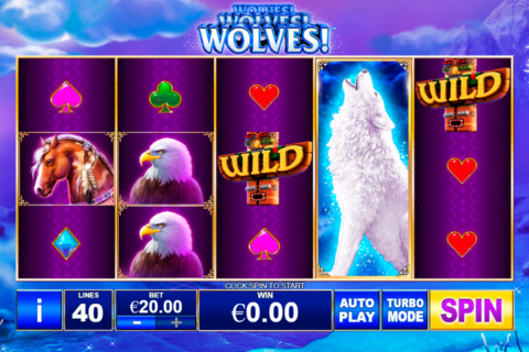 wolves playtech pacanele