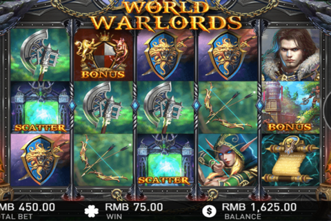world of warlords gameplay interactive pacanele