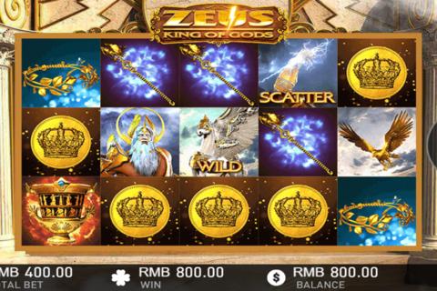 zeus king of gods gameplay interactive pacanele