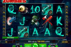 zombies netent pacanele